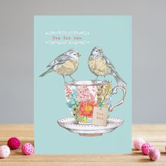 Tea For Two by Louise Tiler