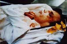 Dahmer's body