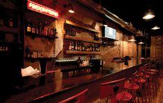 rustic americana restaurant ideas - Google Search