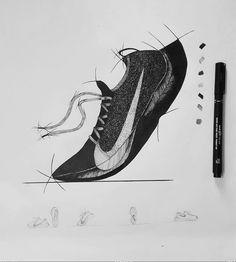 a9316875eccc Nike s Vapor Street Flyknit. . .  drawing  draw  art  artwork