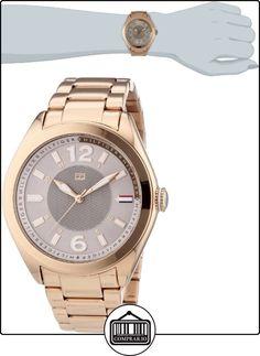 Tommy Hilfiger 1781369 - Reloj de cuarzo para mujer 3f7e0605335e