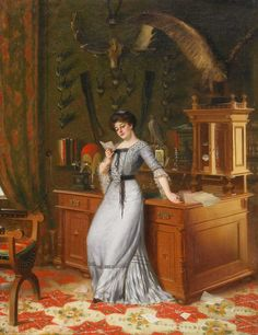 Knut Ekwall , Τhe Girl with the Letter