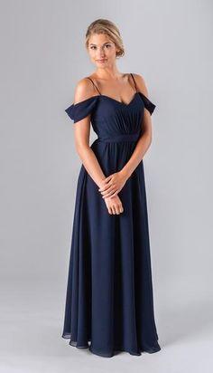 Navy|Thea Bridesmaid