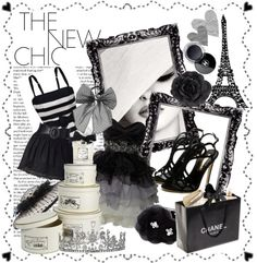 """""""THE NEW CHIC"""" by pinkwhitelotus on Polyvore"""