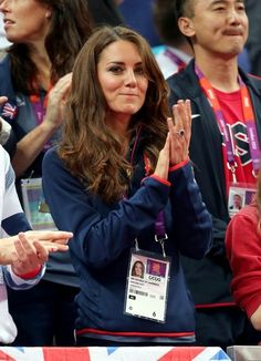 Kate Middleton Pictures - Will and Kate at the Olympics 2 - Zimbio