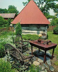 Jimmies garden!!!