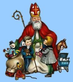 Sint, kinderen en speelgoed