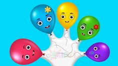 Finger Rhymes, Finger Family Rhymes, Family Songs, Dream Ice Cream, Tweety, Balloons, Daddy, Top, Collection