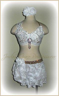 Jordan Grace Princesswear creating unique dance costumes that are always original, never duplicated.