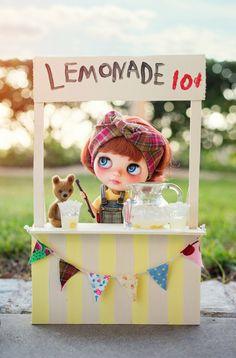 Lemonade Stand | by 55randomclicks