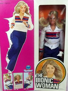 BIONIC WOMAN--I still have her