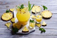 Frullato d'ananas e zenzero per combattere la cellulite Per combattere la cellulite sono oramai tanti i rimedi che cercano di trovare una