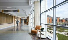 Fort Belvoir Community Hospital < HDR, Inc. - Featuring the Serengeti Lounge