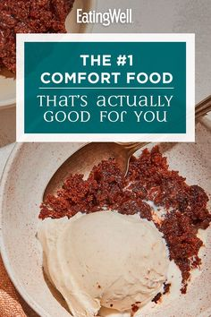On both good and bad days, chocolate took the top spot as people's go-to food. On a bad day, 46% of people reach for the sweet treat while 41% opt for it on a good day. #comfortfood #healthyrecipes #healthycomfortfood #healthyrecipes Chocolate Cobbler, Chocolate Topping, Chocolate Desserts, Healthy Comfort Food, Healthy Snacks, Food Stands, Comfortfood, Something Sweet, Food Cravings