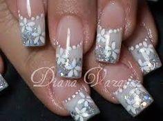Resultado de imagen para uñas con baño de acrilico