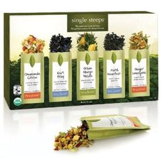 variety pack of tea