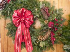 Werner Tree Farm wreath