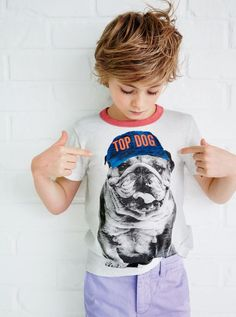 Crew for the Boys' glow-in-the-dark top dog T-shirt. Find the best selection of Boys Shirts & Tops available in-stores and online. Young Models, Child Models, Kids Studio, Kids Photography Boys, Kid Poses, Clothing Photography, Boys Shirts, Beautiful Boys, Kids Wear