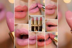 Batons da Coleção Just Lia para a Tracta Makeup | Resenha e Swatches    por Liz Vieira | Branquela sardenta       - http://modatrade.com.br/batons-da-cole-o-just-lia-para-a-tracta-makeup-resenha-e-swatches