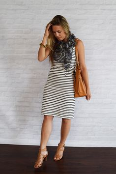 Sleeveless Stripes – Thoughts By Natalie