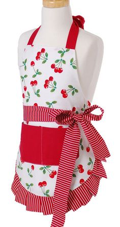 Girls Original Very Cherry  $21.95  http://www.thebluezebra.com/  shipping to Canada and the USA IS FREE!!