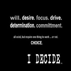 I decide - www.anorexictoathletic.com