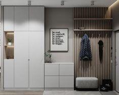 latest photos home decor wardrobe crafts funny + # pictures # wardrobe # crafts # home decor # funny - - Home Entrance Decor, House Entrance, Entryway Decor, Home Decor, Entrance Ideas, Entrance Doors, Design Hall, Flur Design, Hall Wardrobe