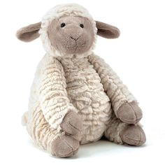 Fluffy Baby Sheep