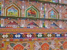 Pakistan Truck Art...