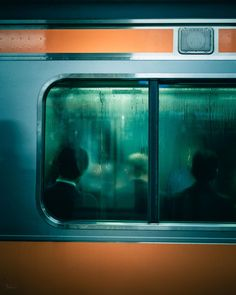 Photographer Spent 3 Weeks In Japan And Captured Cyberpunk And Noir Film Inspired Photographs Window Photography, Editorial Photography, Window Reflection, Train Art, Train Journey, City Aesthetic, Street Photographers, Decoration, Cyberpunk