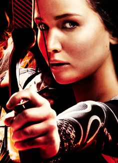 Close-up of the new [and final] #CatchingFire poster