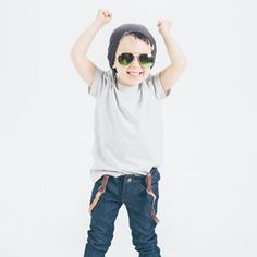 Wildly Co. - ethical (affordable!) fashion for kids.