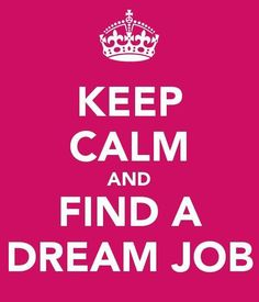 Find a Dream Job