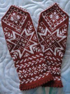 Knit Mittens, Gloves, Knitting, Tricot, Breien, Stricken, Weaving, Mittens, Crochet