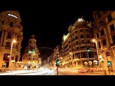 Madrid en technicolor- Flash Strato- Letras- HD - YouTube