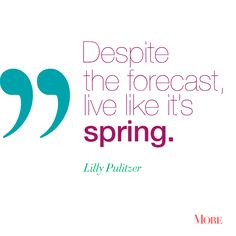 And if it's already warm and sunny, #shine that much brighter! #inspiration #qotd #spring
