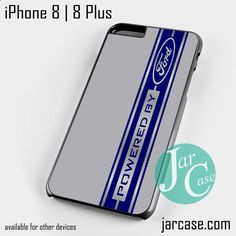 powered by ford Phone case for iPhone 8 | 8 Plus
