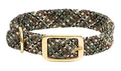 Amazon.com : Mendota Products Double Braid Dog Collar, 9/16 by 12-Inch, Red : Pet Collars : Pet Supplies
