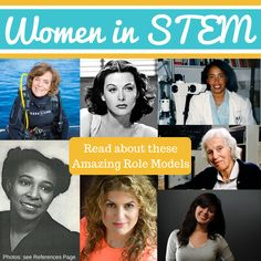 Learning about Women in STEM empowers girls to believe in themselves and their dreams. Teach your young scientist about amazing role models Preschool Lesson Plans, Preschool Education, Preschool Curriculum, Elementary Education, Women Empowerment Activities, Role Model Quotes, Leadership, Stem Teacher, Kindergarten Stem