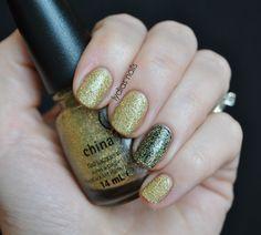 Lydia's Nails: China Glaze Holiday Joy 2012 Swatches