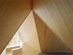 peppermags: Architecture: Chapelle Oecumenique