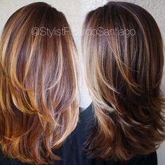 """95 Likes, 16 Comments - Ricardo Santiago✌️Orlando FL (@stylistricardosantiago) on Instagram: """"Another Look from 2 Different Light Angles/Natural Light {Same Head of Hair} ...Truly Dimensional…"""""""