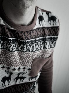 "Okay, that sweater just screams: ""my dream comes true"", I so want something like this!!!  O:))"