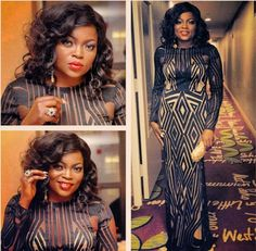 Funke Akindele Is A Leading Lady As She Becomes The New Face Of Ayo Van Elmar