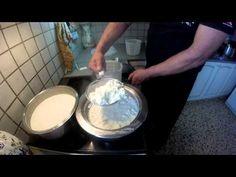 Φτιάχνω τυρί σε χρόνο ρεκόρ How to make cheese on a fast way - YouTube How To Make Cheese, Food To Make, Homemade Cheese, Greek Recipes, Queso, Yogurt, Food Processor Recipes, Main Dishes, Clean Eating