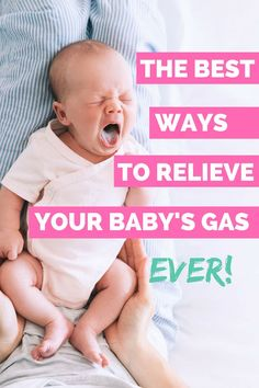 The best tips on gas relief for babies Over 10 tips for first time moms to help ease their newborn's gas pain. Learn specific gas relief remedies for bottle-fed … Baby Tips, Baby Care Tips, The Babys, Gripe Water, Baby Massage, Relieve Gas Pains, Gas In Newborns, Baby Health, Gas Relief