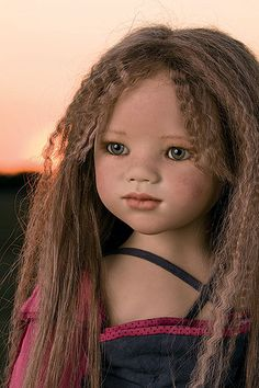 #Doll by Annette Himstedt