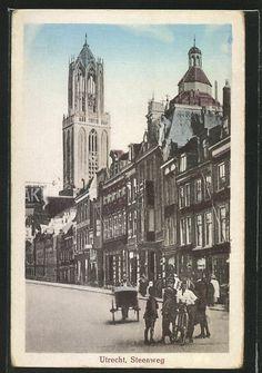 Utrecht, Steenweg 1925