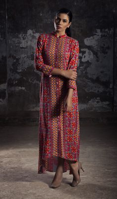 Tribe #tribal #art #fashion #shirt dress #india #summer resort-16 #nautanky #nilesh Parashar #summer wear #beach fashion