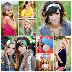 So...these headbands are kind of my signature. :)  Mindy offered to make some for the Bridal Party - and I might take her up on it!  Would be so cute if the flower girls had similar/matchings ones too? -KW  Shop-Headbands-Page.jpg (2400×2400)